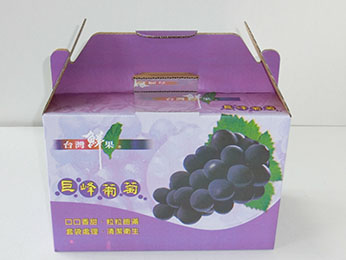 5斤彩色手提葡萄