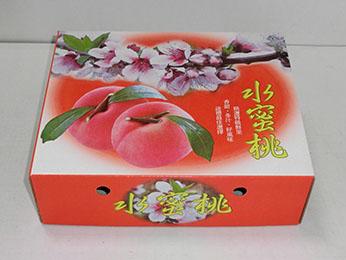 1/8(平地)水蜜桃禮盒